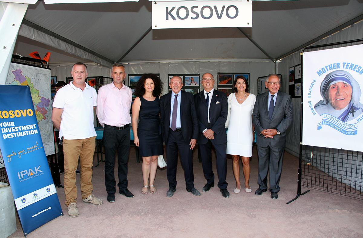 2016-Inauguration ALBANIE2