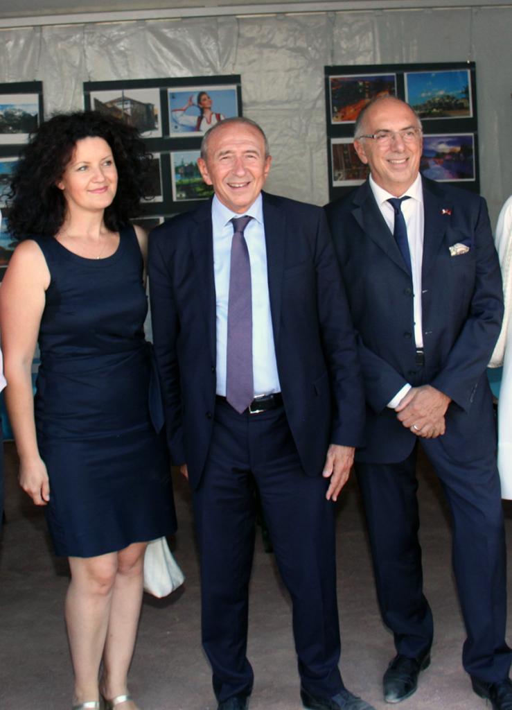 2016-Inauguration ALBANIE3