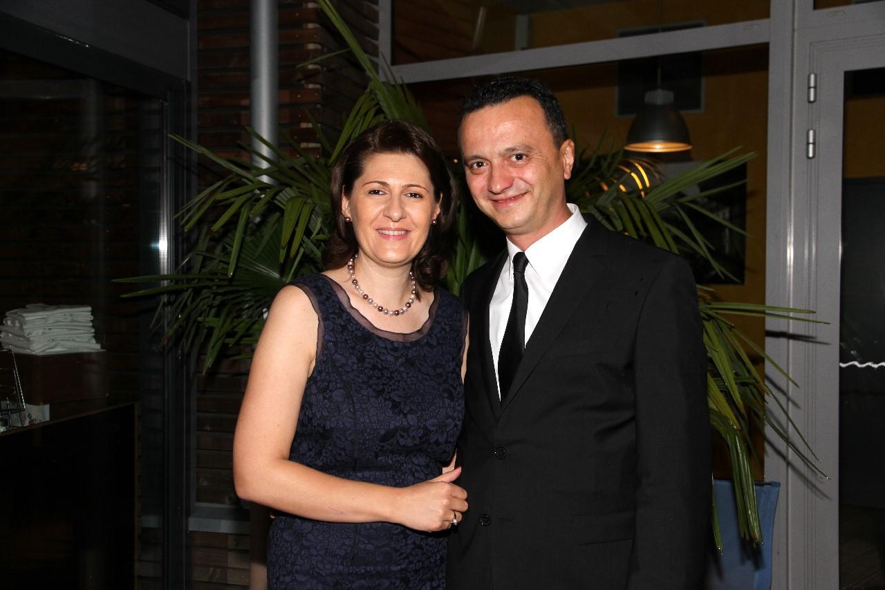 Dîner du 20 Juin 2016, Monsieur et Madame DANCAU