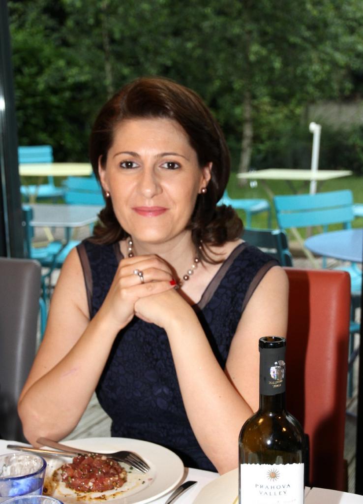 Dîner du 20 Juin 2016, Gabriella Dancau, Consul Général de ROUMANIE